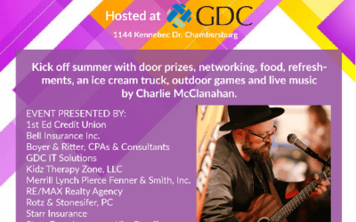 GDC Hosts the Annual Greater Chambersburg of Commerce Kennebec Drive Mixer for the Third Year