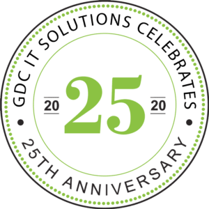 GDC IT Solutions Celebrates 25 Years Icon
