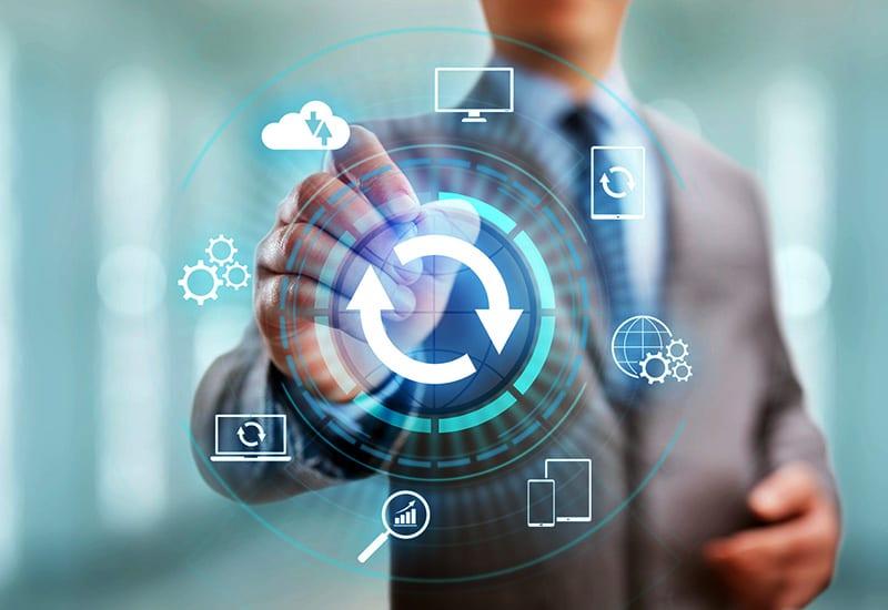 Application Services Legacy System Modernization Overlay