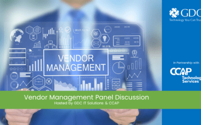 GDC Leadership Joins CCAP for Vendor Management Panel Discussion