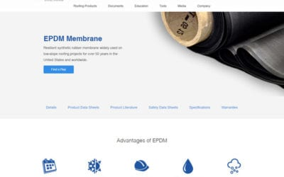 CCM & GDC Utilize Sitecore Platform to Launch Roofing Industry to New Heights