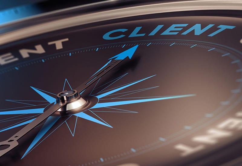 Client Compass Photo