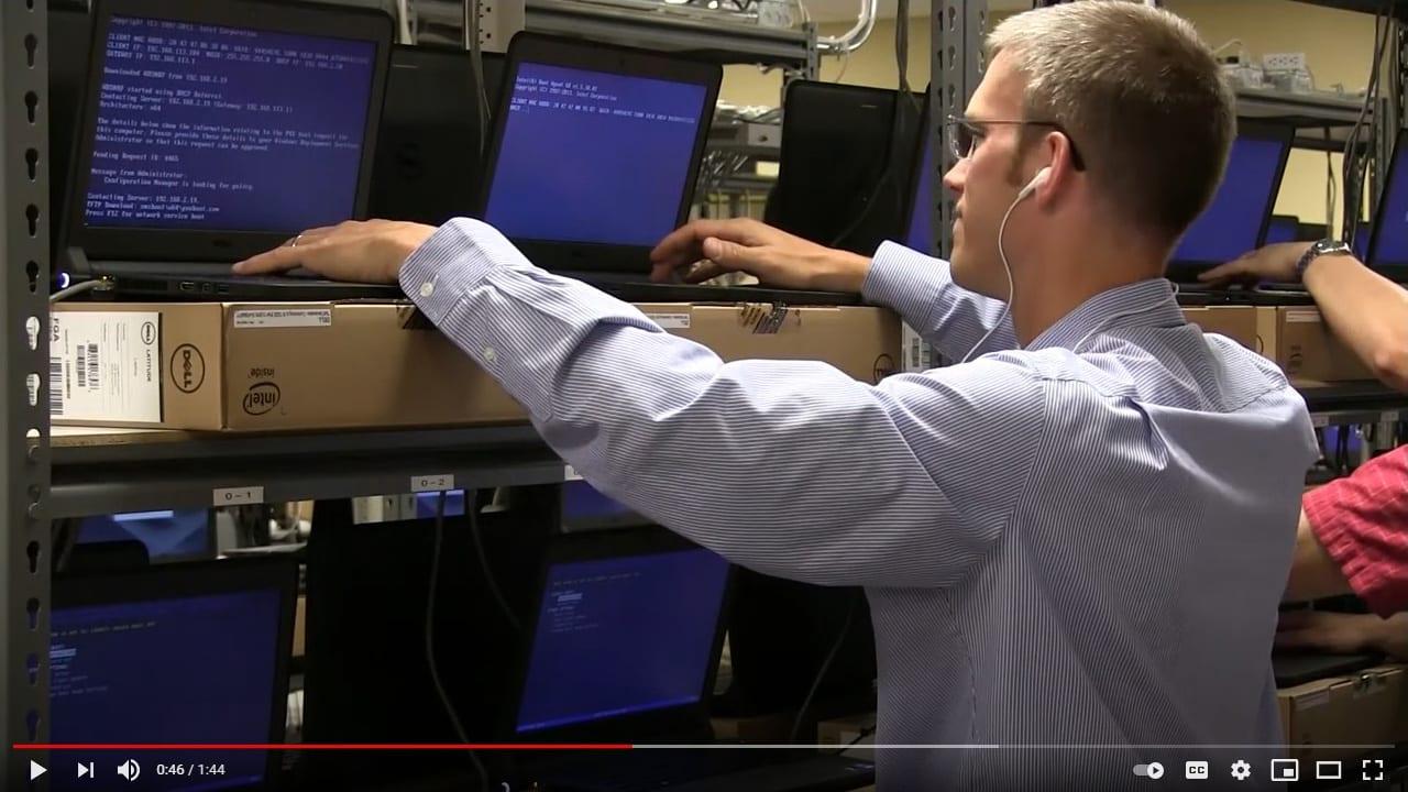 GDC Depot Facility Video Thumbnail