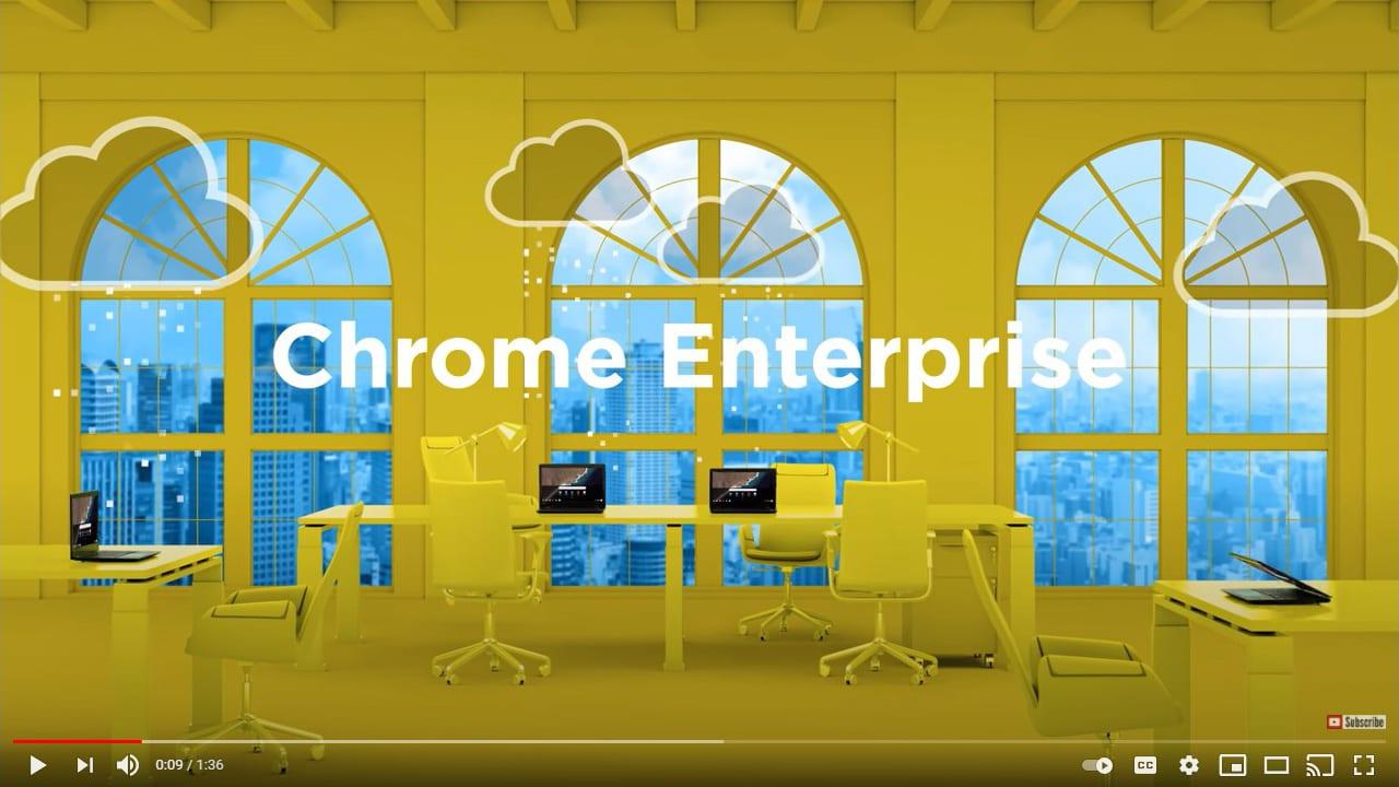 Lenovo Chromebook Video Thumb