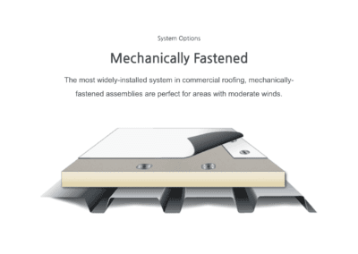 Mechanically Fastened Slider Design