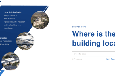 Building Locator Design