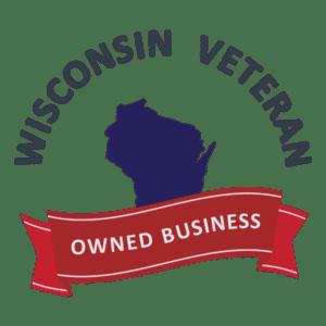 Wisconsin Veteran Owned Business Badge