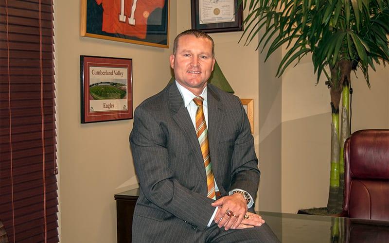 Jeff Sauve Photo in Office on Desk